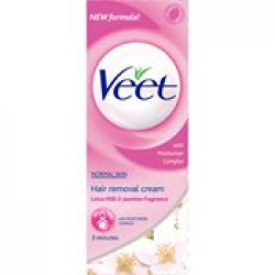 Veet Hair Removal Cream Normal Ski