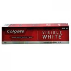 Colgate Toothpaste Visible White